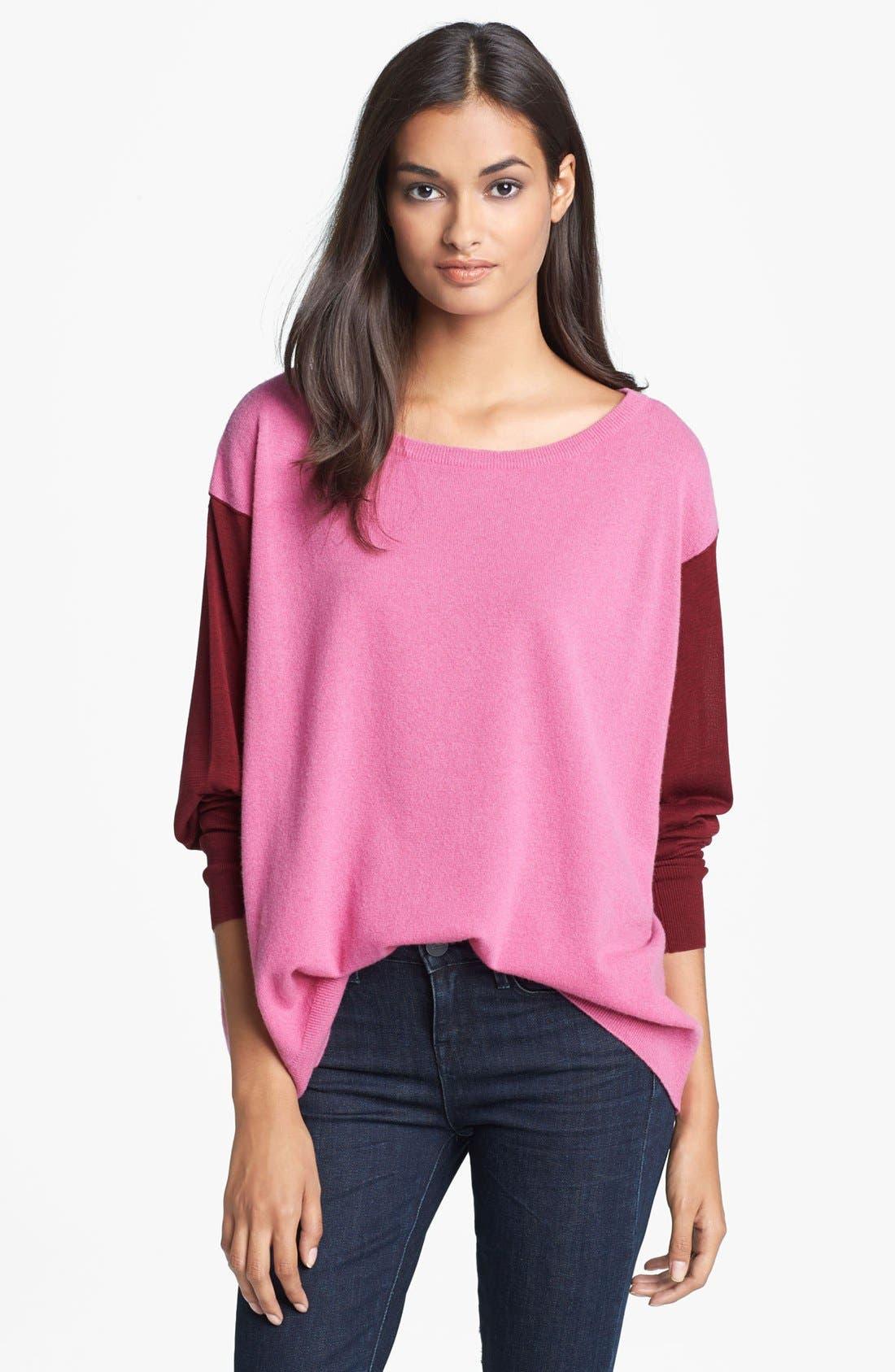 Main Image - Diane von Furstenberg 'Dana' Wool Blend Sweater