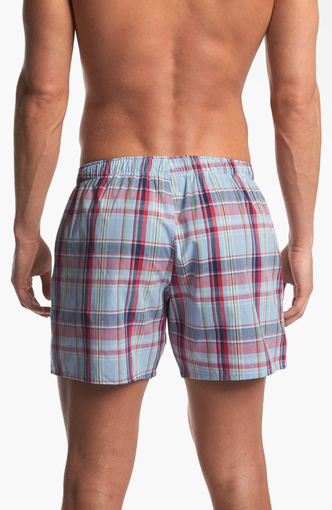 Alternate Image 2  - Polo Ralph Lauren Plaid Boxers