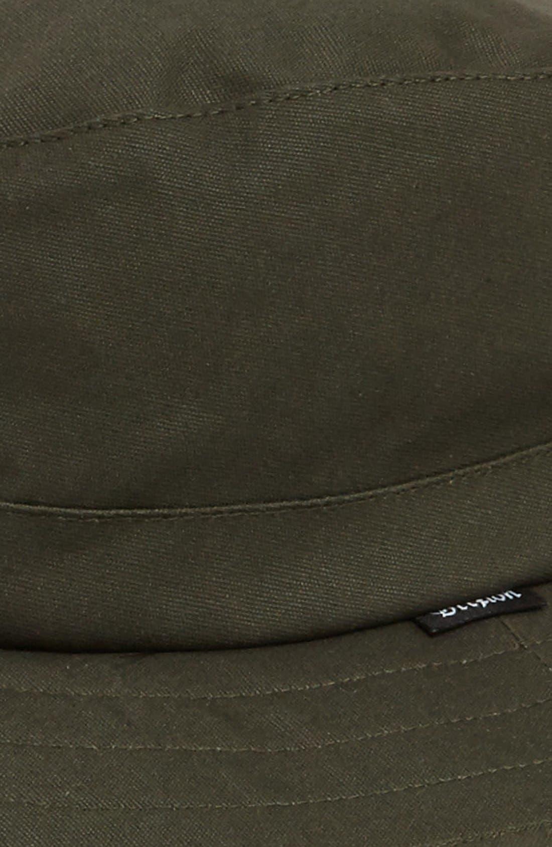 Alternate Image 2  - Brixton 'Tracker' Bucket Hat