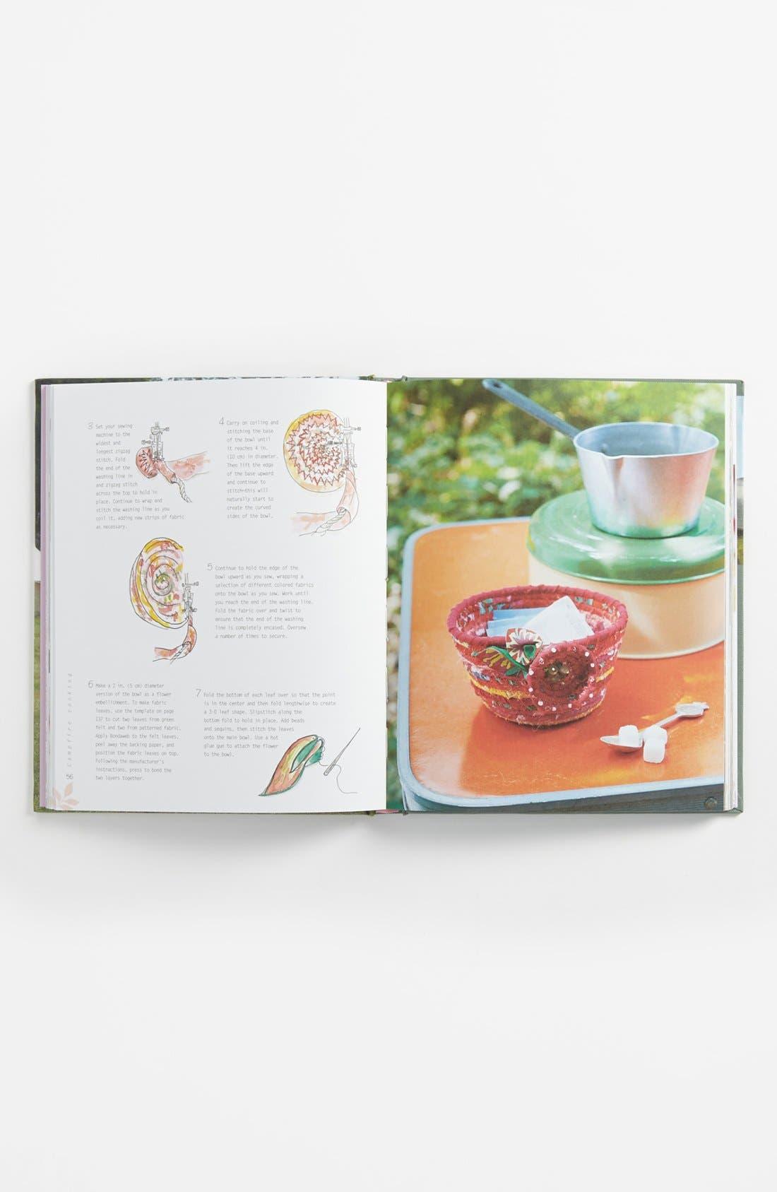 Alternate Image 2  - 'Handmade Glamping' Craft Book