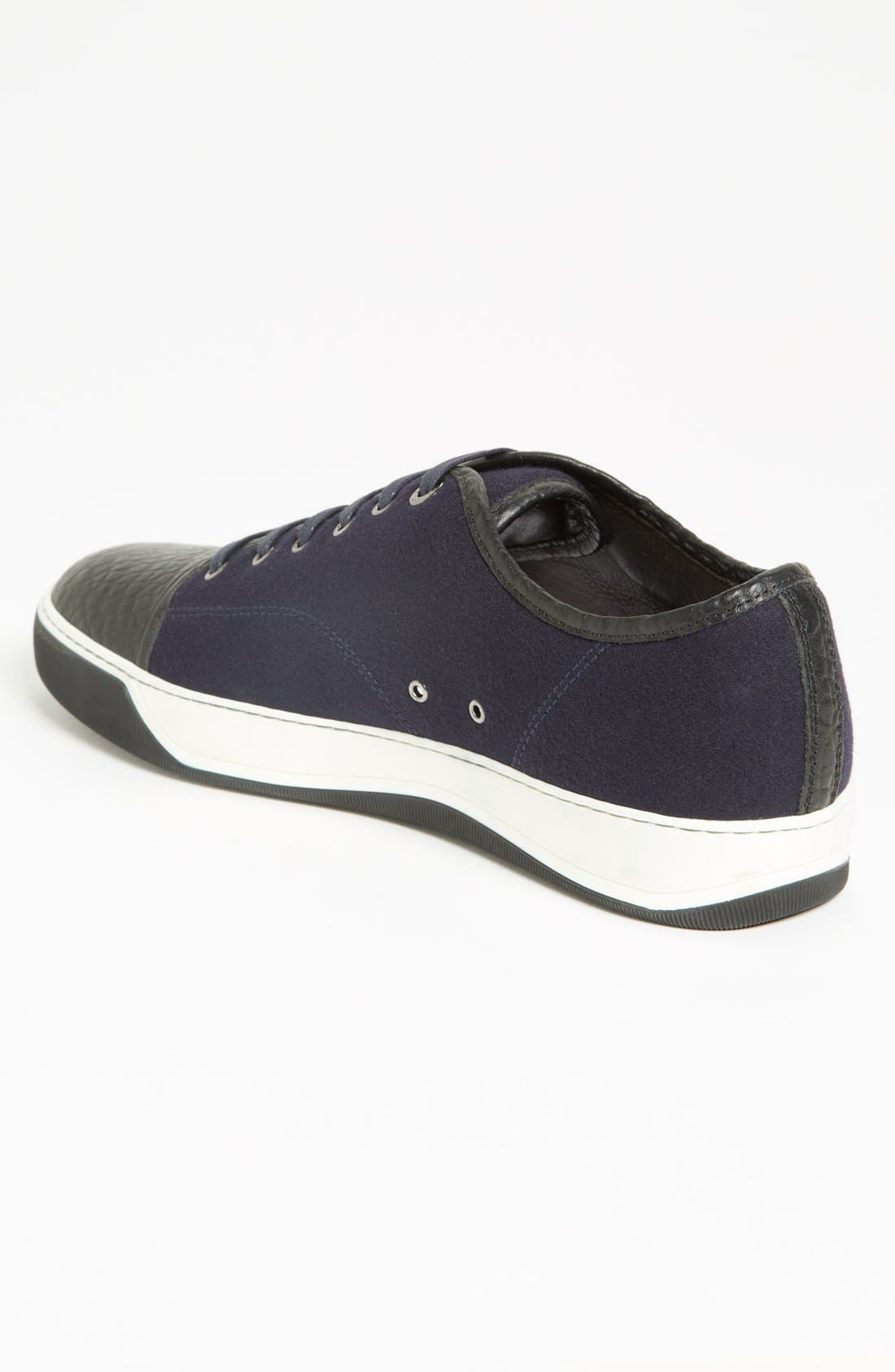 Alternate Image 2  - Lanvin Low Top Sneaker