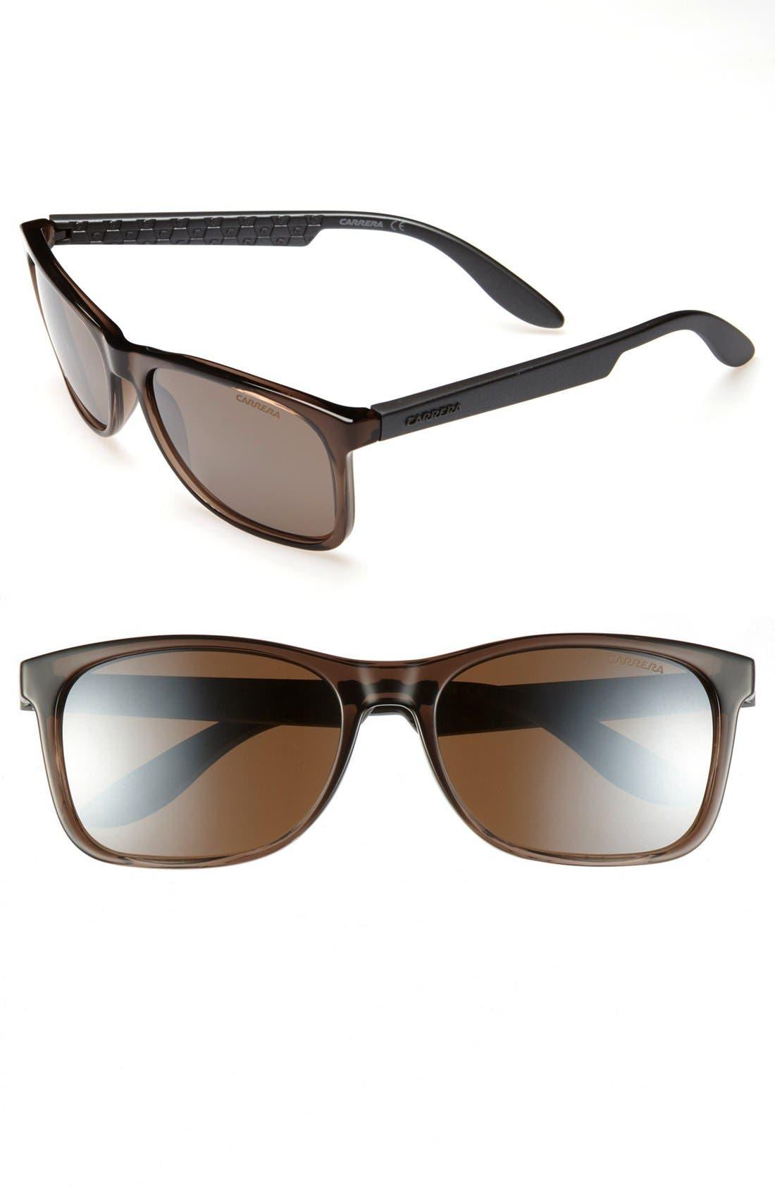 Alternate Image 1 Selected - Carrera Eyewear 56mm Sunglasses