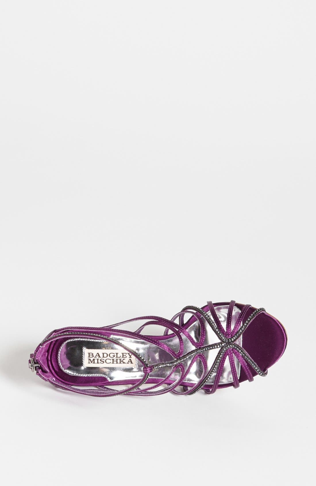 Alternate Image 3  - Badgley Mischka 'Nisha' Sandal