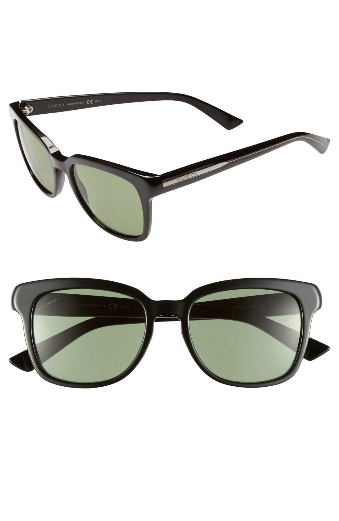 Main Image - Gucci 51mm Sunglasses