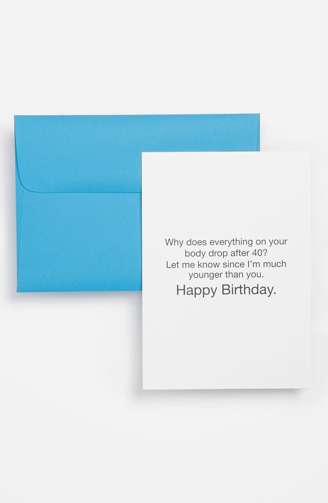 Main Image - 'Younger than You' Cards (Set of 6)