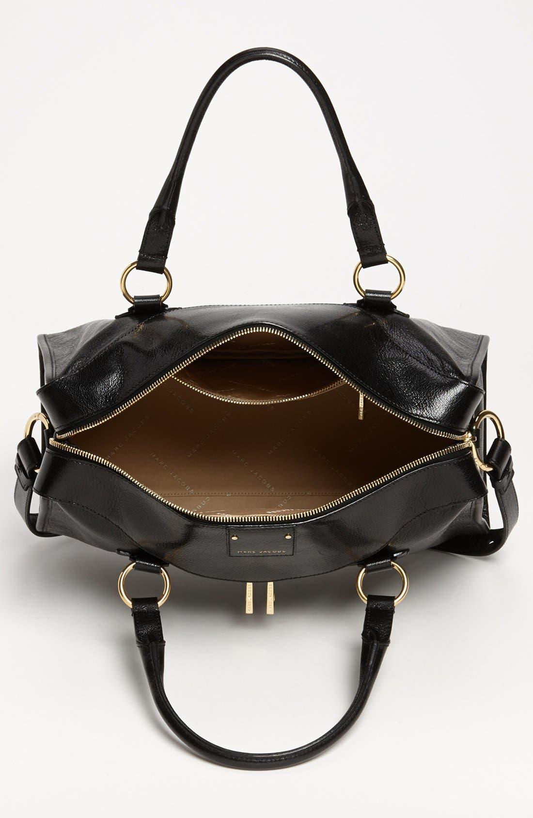 Alternate Image 3  - MARC JACOBS 'Large Wellington Fulton' Leather Satchel