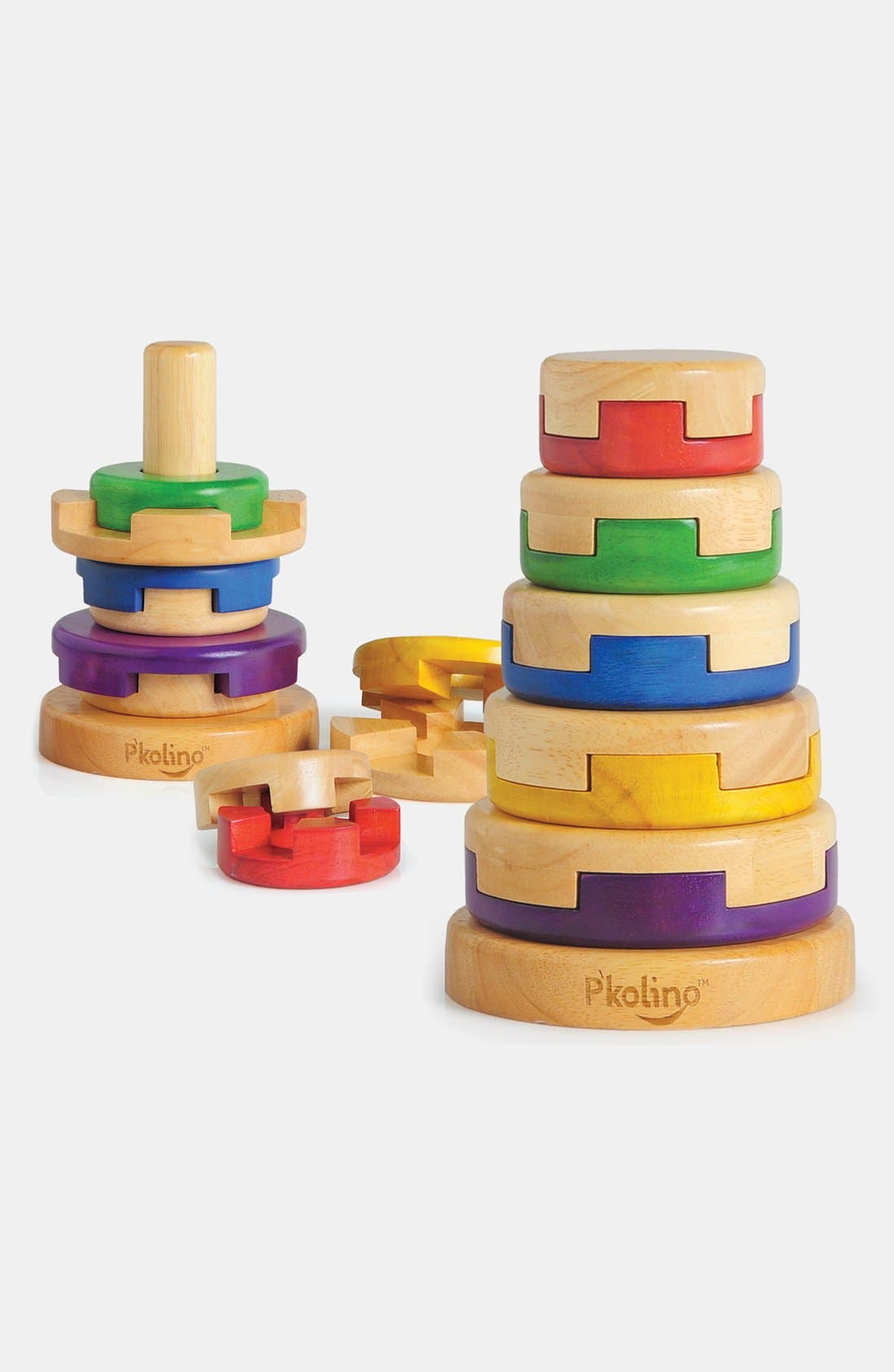 Alternate Image 3  - P'kolino Puzzle Stacker