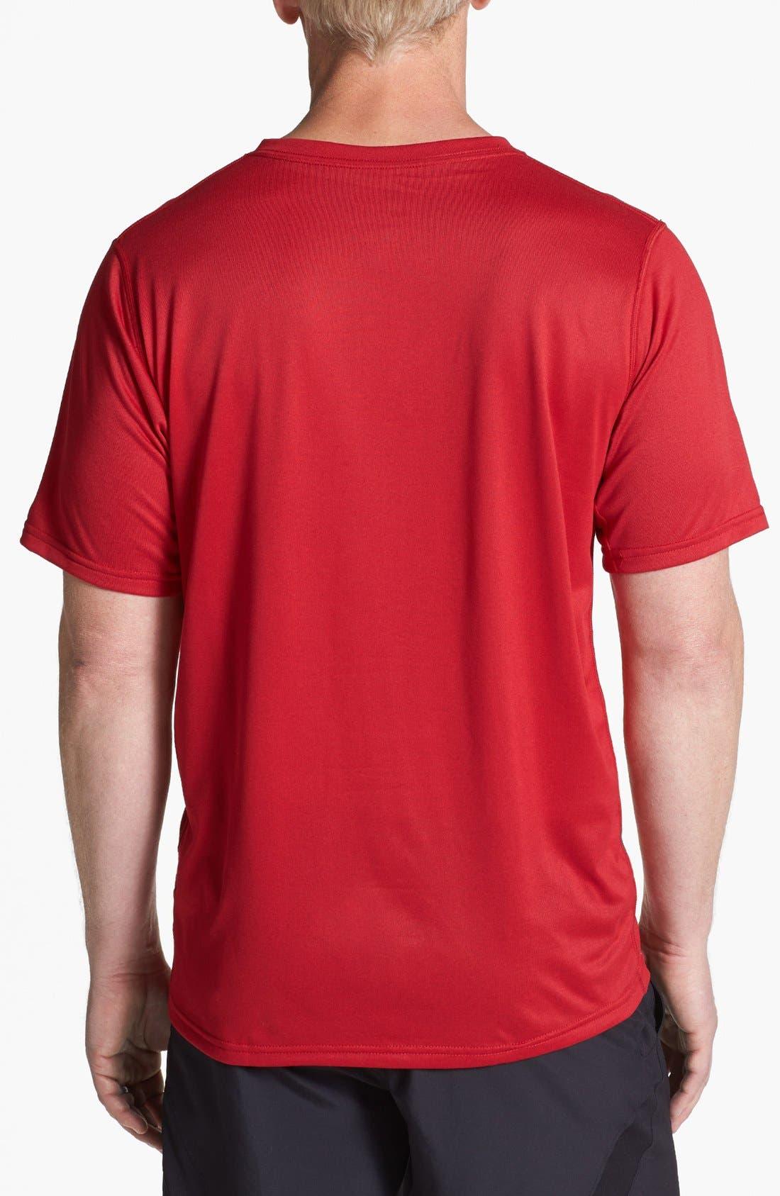 Alternate Image 2  - Nike 'Legend' Dri-FIT V-Neck T-Shirt