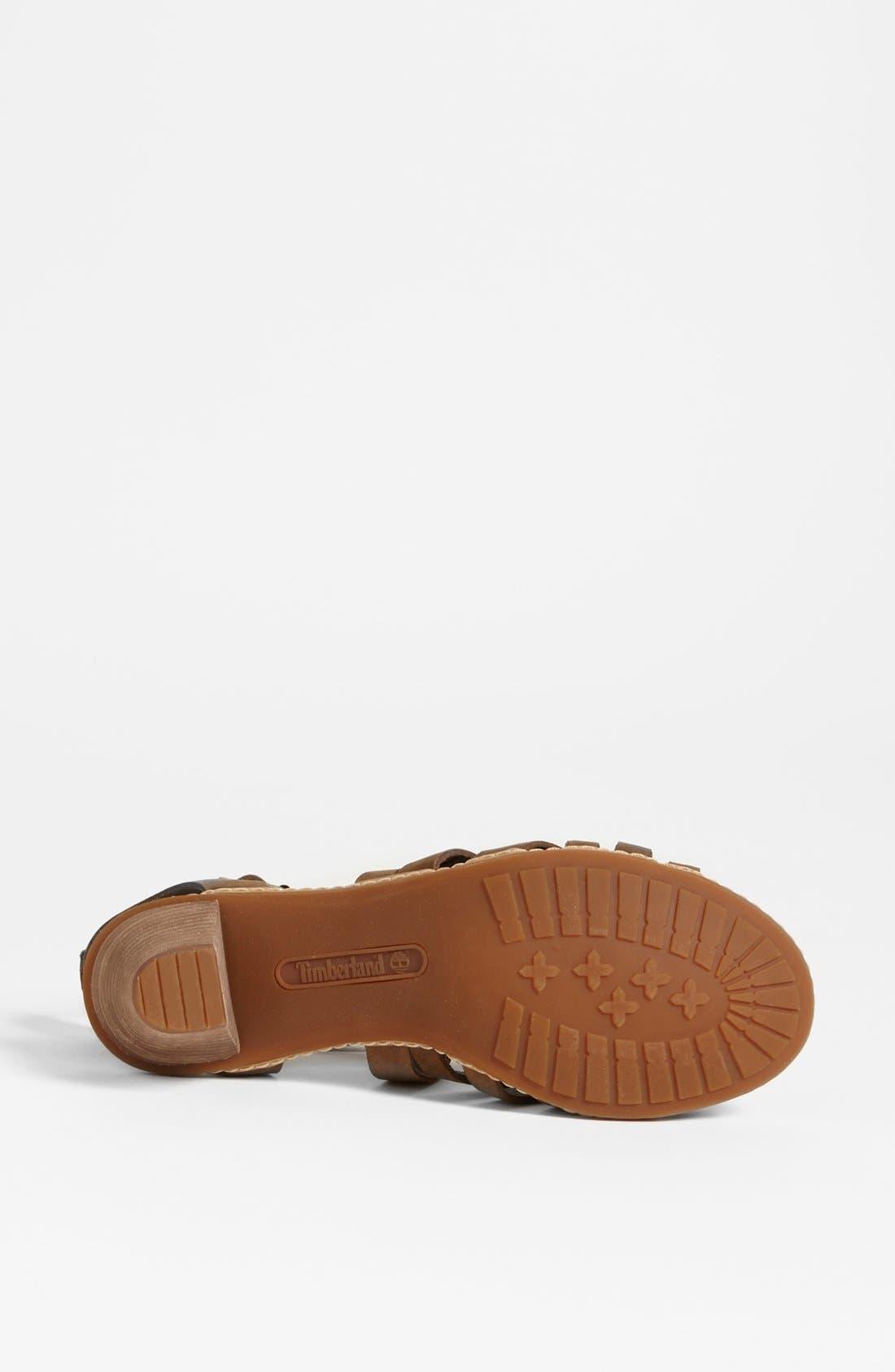 Alternate Image 4  - Timberland Earthkeepers® 'Montvale' Sandal