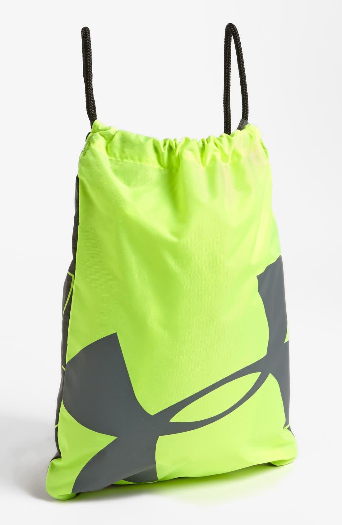 Alternate Image 1 Selected - Under Armour 'Dauntless' Drawstring Backpack