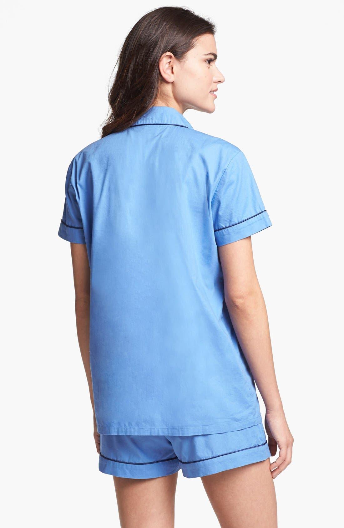 Alternate Image 2  - Nordstrom Classic Short Pajamas