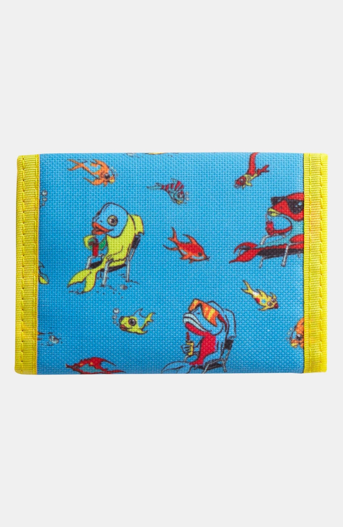 Alternate Image 3  - Quiksilver 'Seeker' Wallet (Boys)