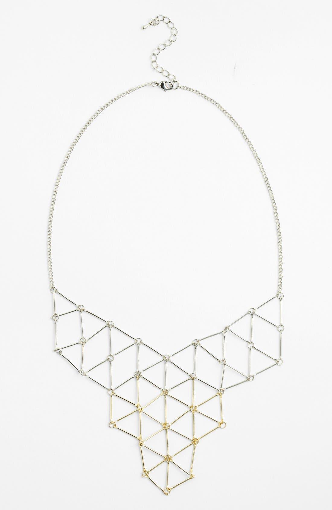 Alternate Image 1 Selected - Robert Rose 'Geometric Ladder' Necklace