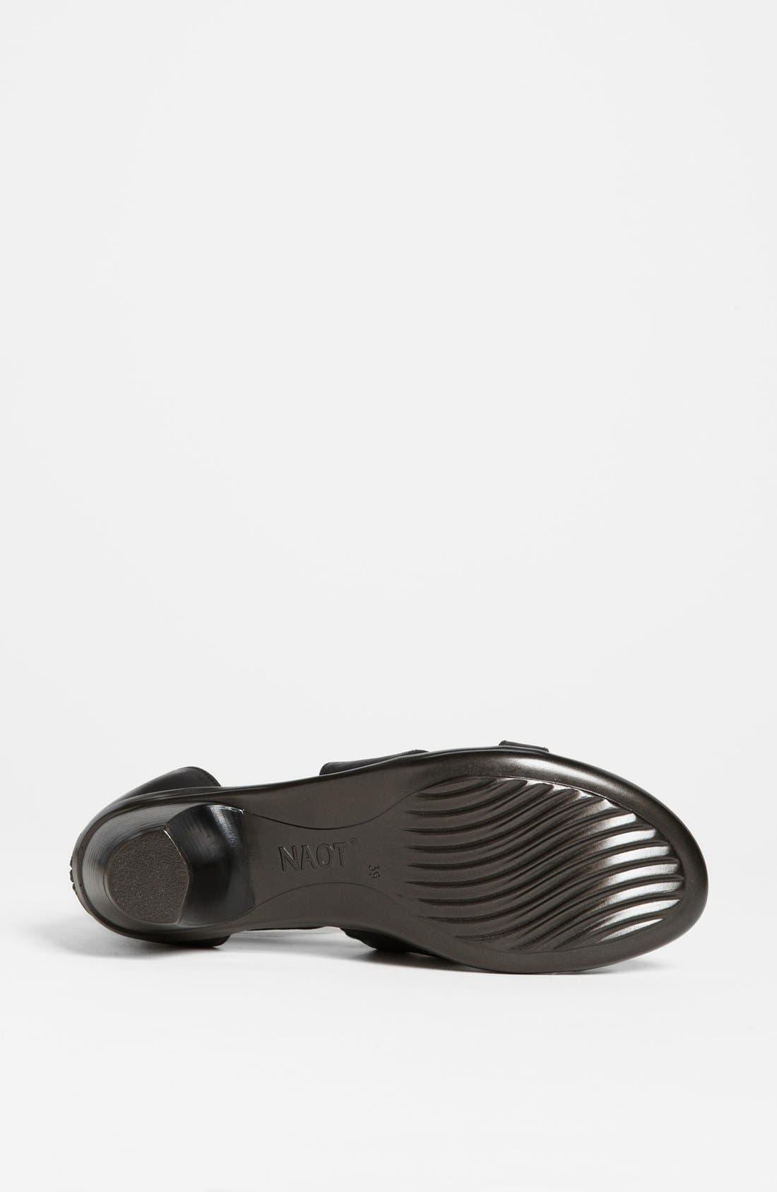 Alternate Image 4  - Naot 'Myth' Sandal