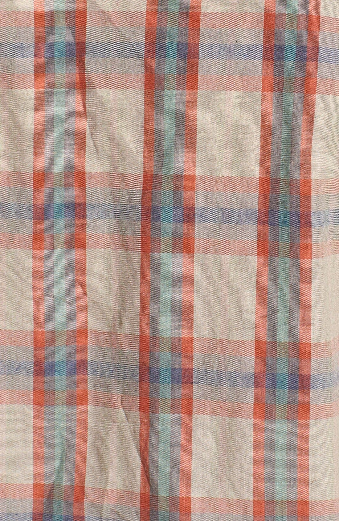 Alternate Image 2  - Brixton 'Griffin' Plaid Woven Shirt