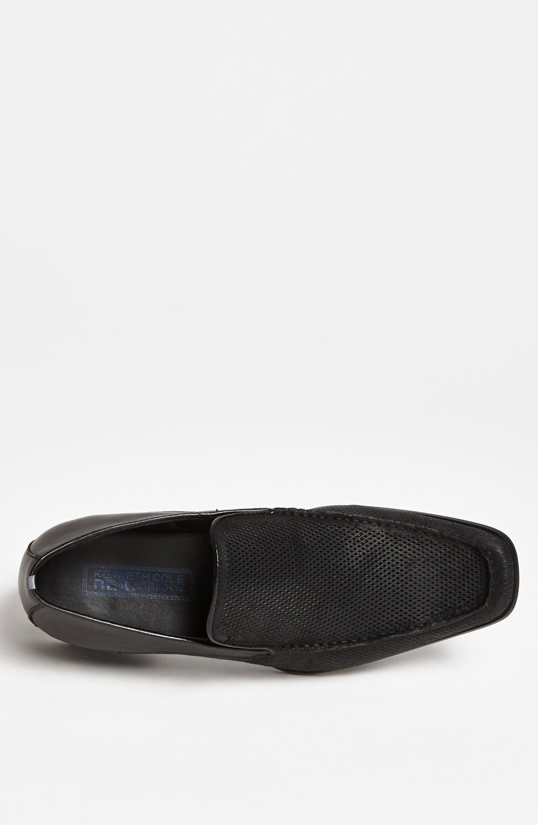 Alternate Image 3  - Kenneth Cole Reaction 'Note Worthy' Venetian Loafer