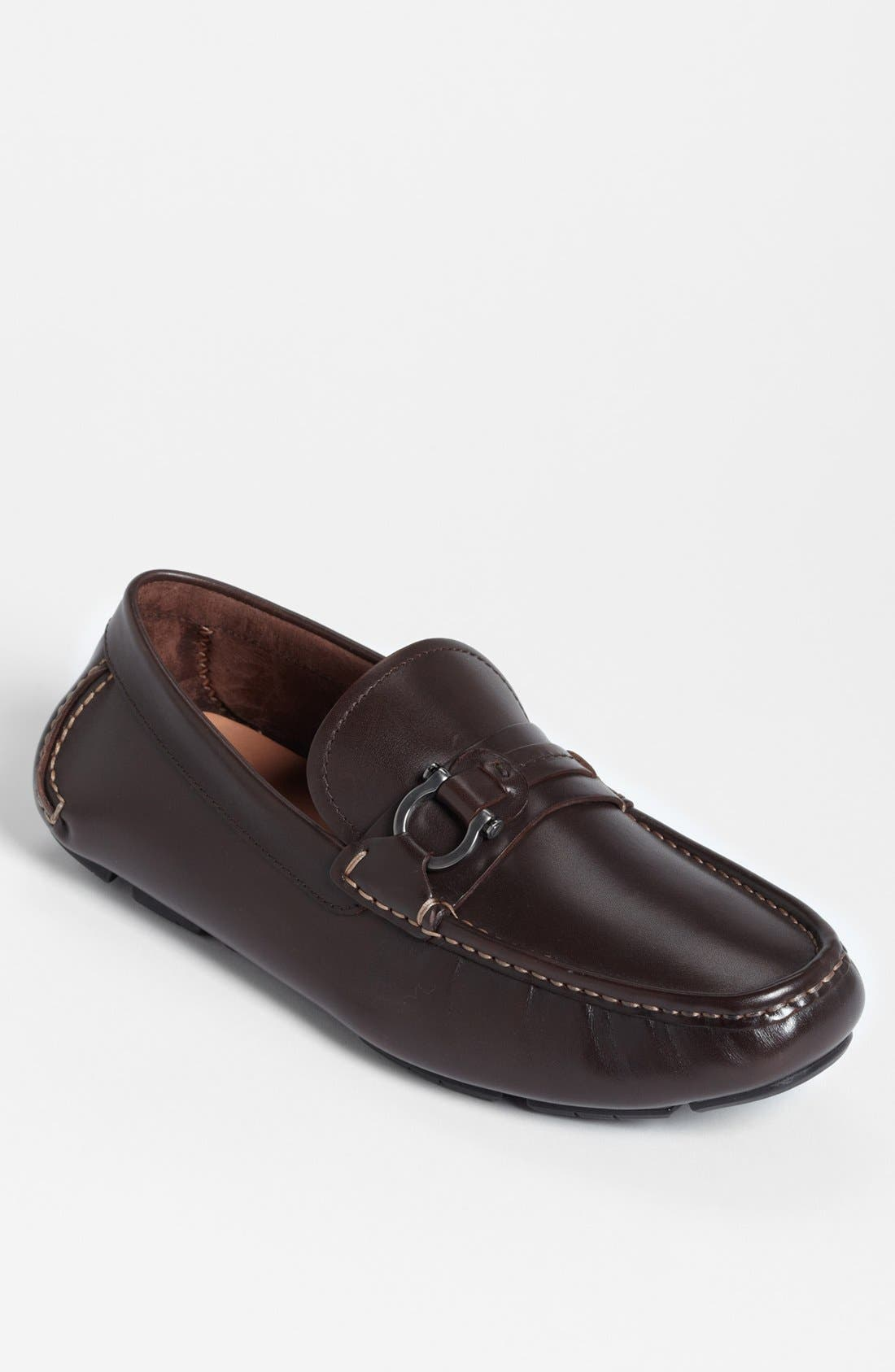 Alternate Image 1 Selected - Salvatore Ferragamo 'Sabatino' Driving Shoe