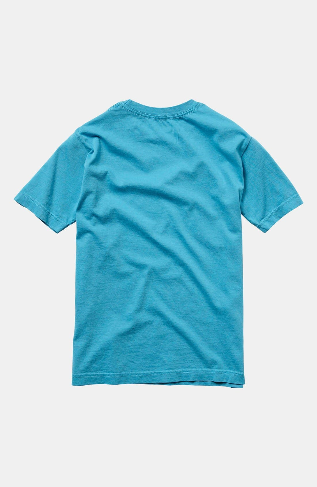 Alternate Image 2  - Quiksilver 'Deep End' T-Shirt (Big Boys)