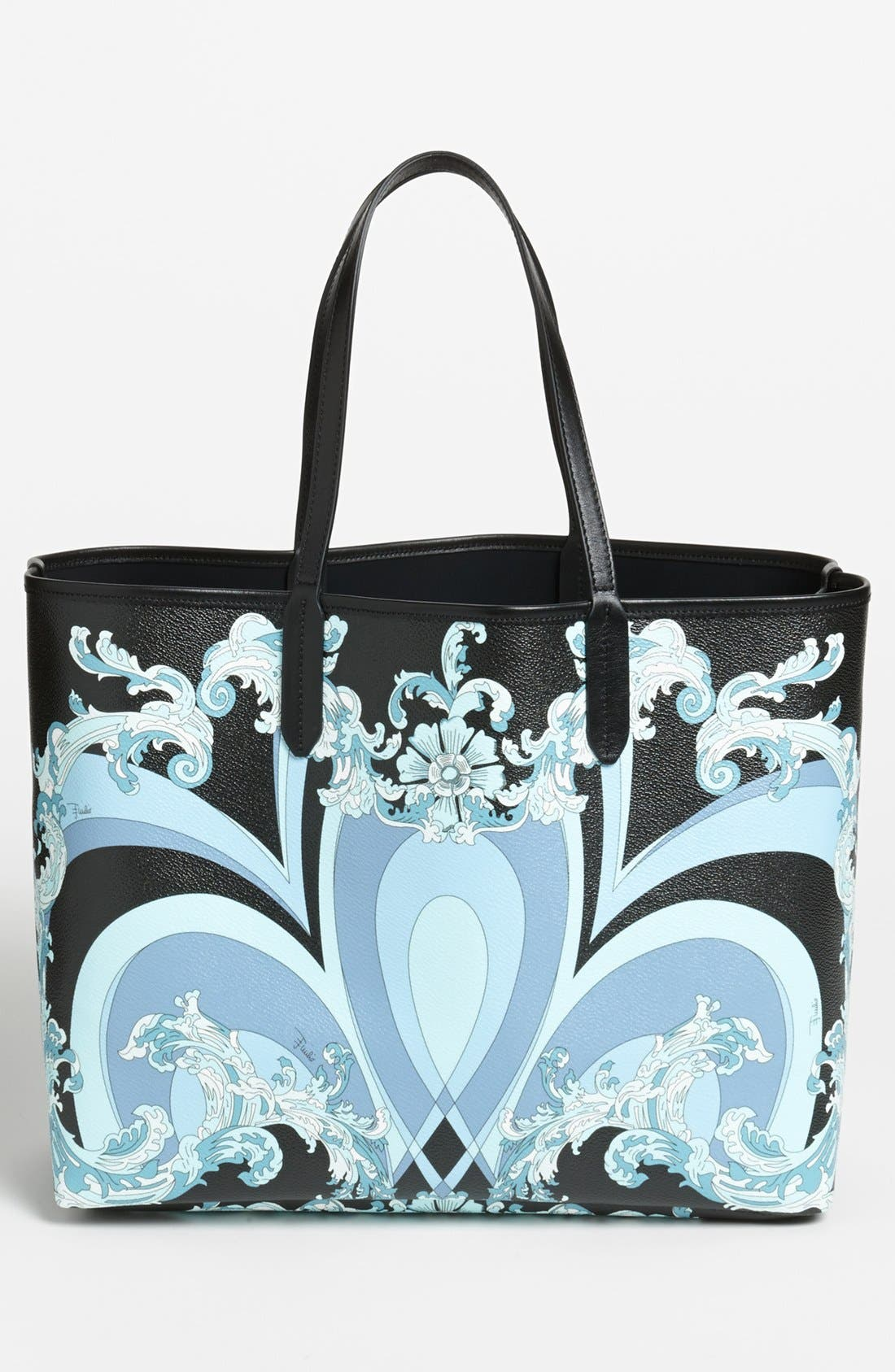 Alternate Image 4  - Emilio Pucci 'Large' Shopping Tote