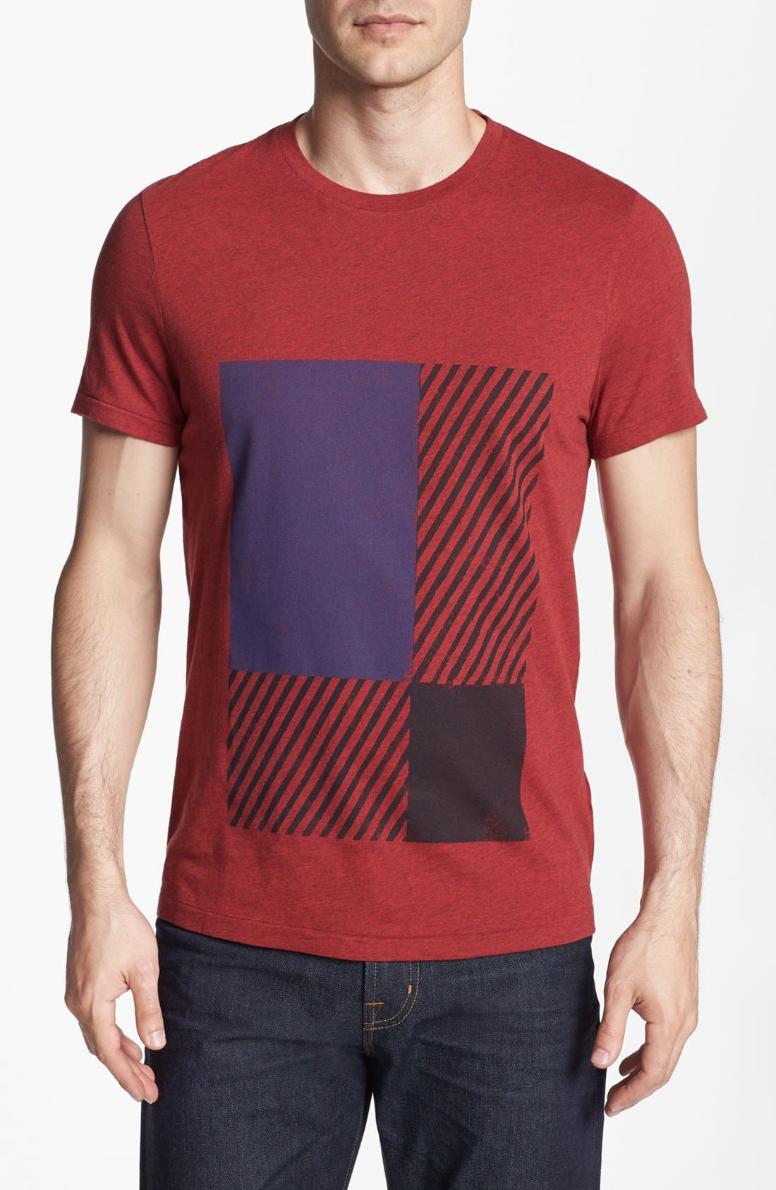 Alternate Image 1 Selected - Burberry Brit 'Potter' T-Shirt