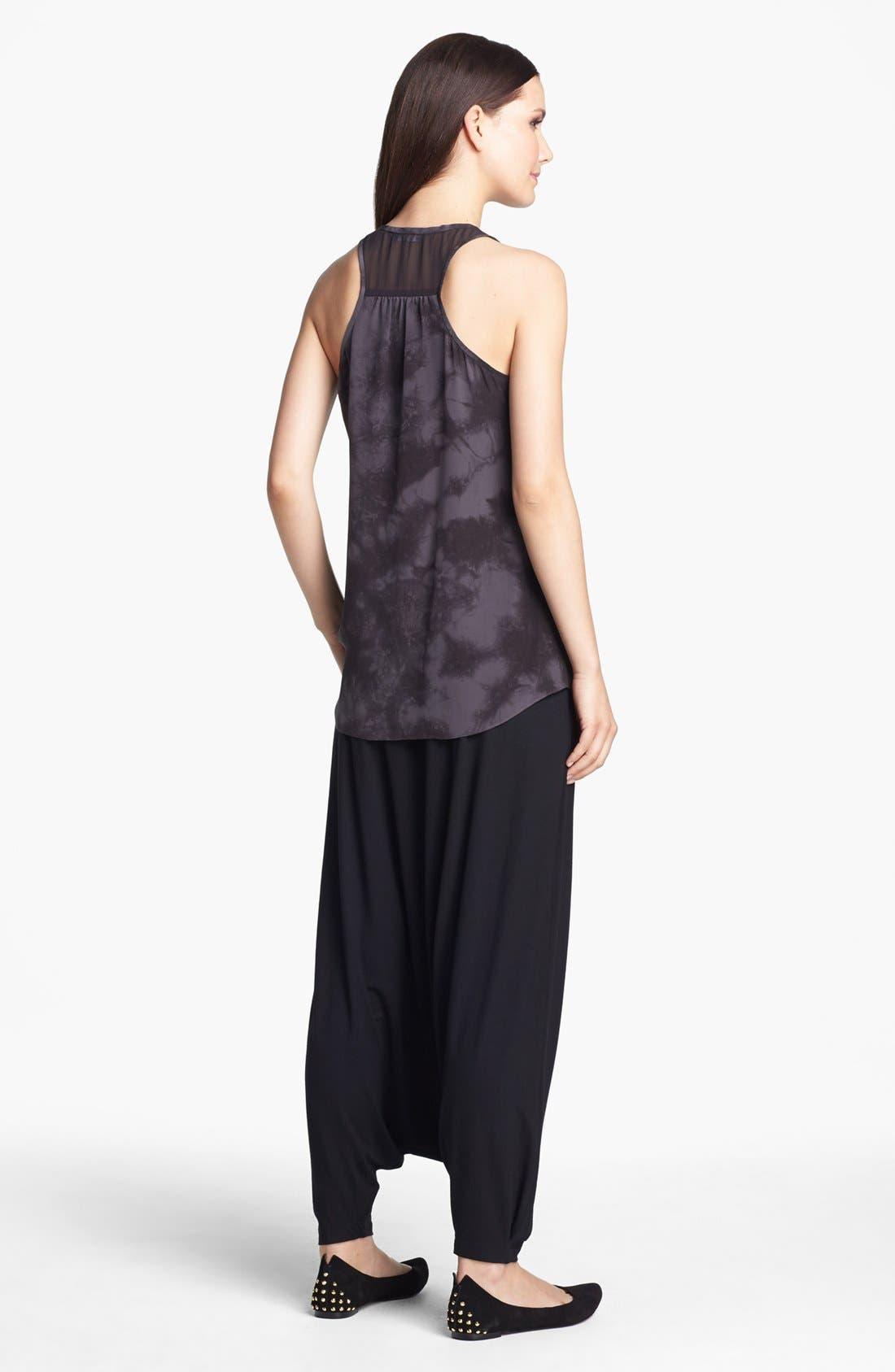 Alternate Image 5  - Eileen Fisher U-Neck Shibori Silk Tank