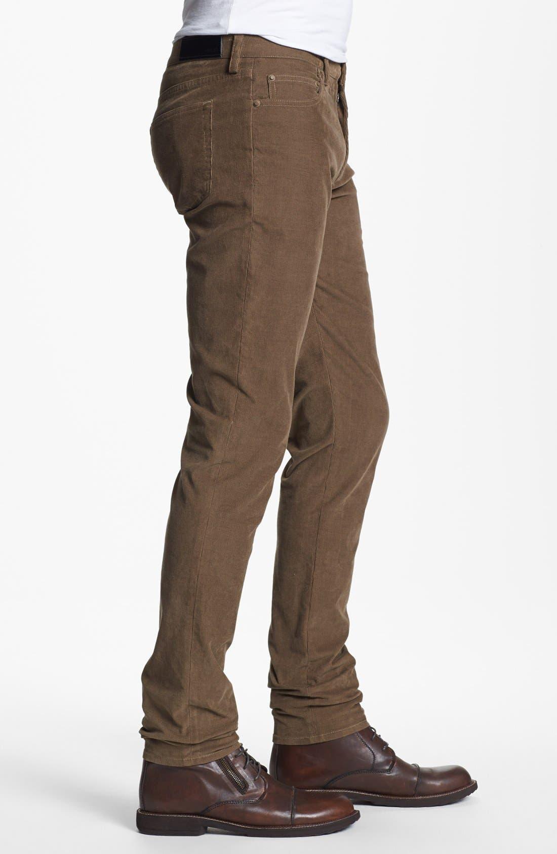 Alternate Image 3  - Vince Five Pocket Corduroy Pants