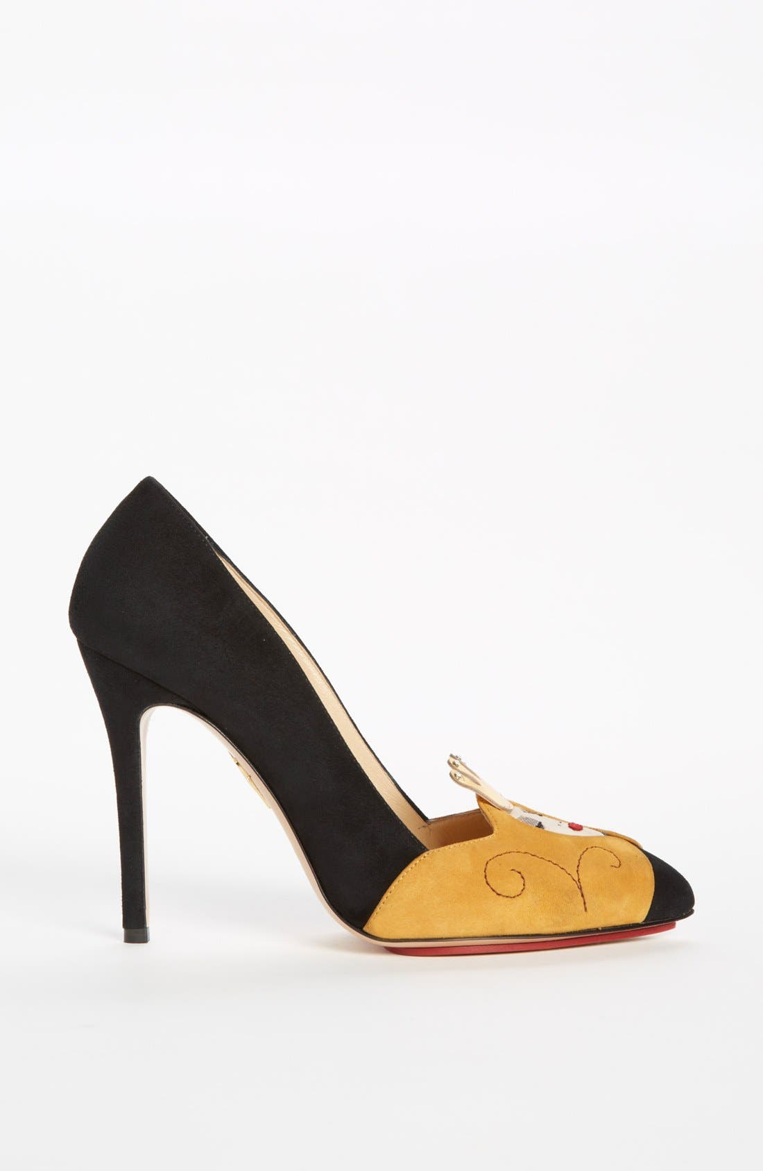 Alternate Image 4  - Charlotte Olympia Pump