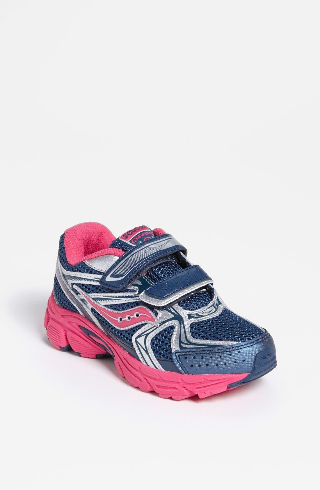 Alternate Image 1 Selected - Saucony 'Cohesion HL' Running Shoe (Toddler, Little Kid & Big Kid)