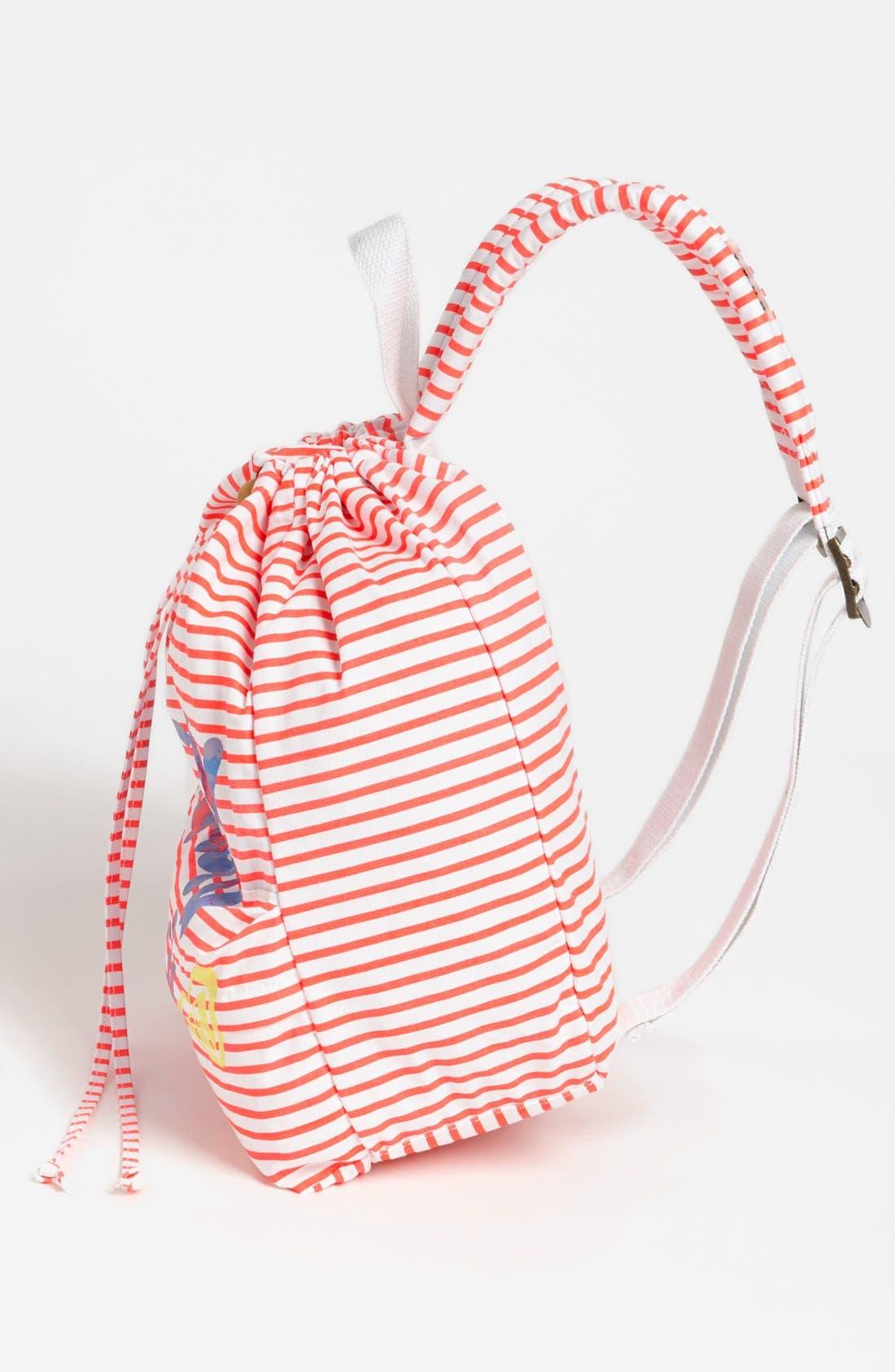 Alternate Image 2  - Roxy 'Pinch It Up' Beach Bag (Girls)