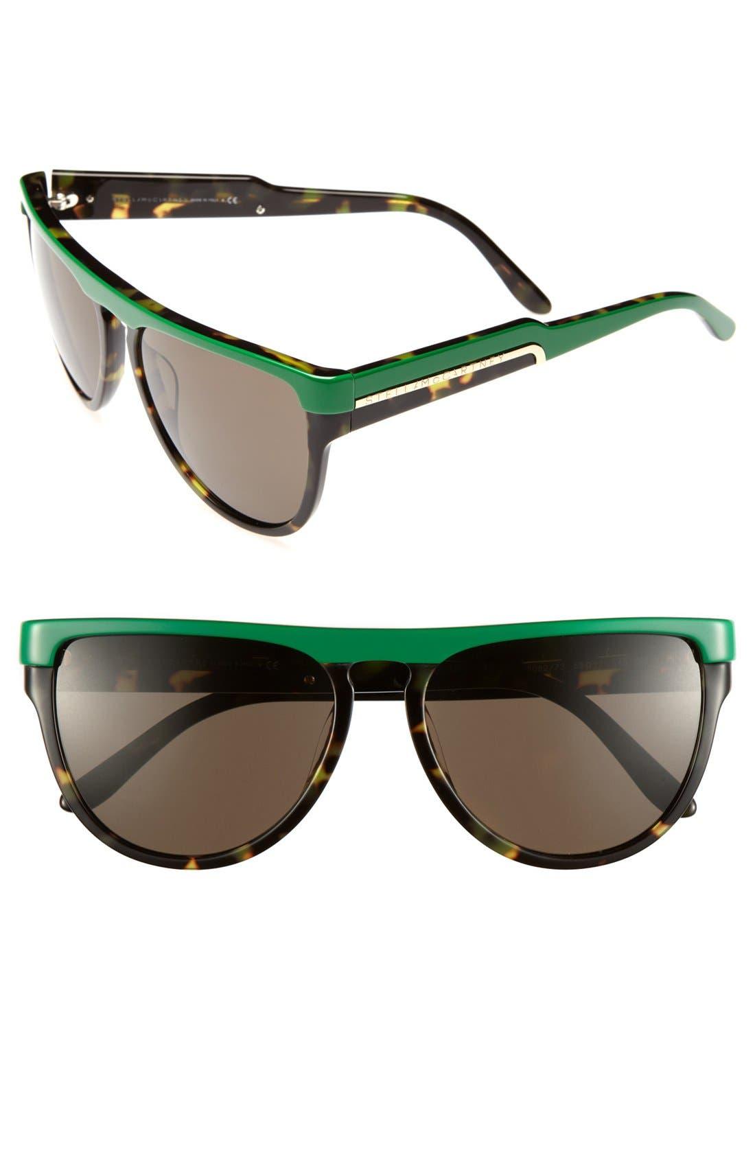 Alternate Image 1 Selected - Stella McCartney 59mm Sunglasses