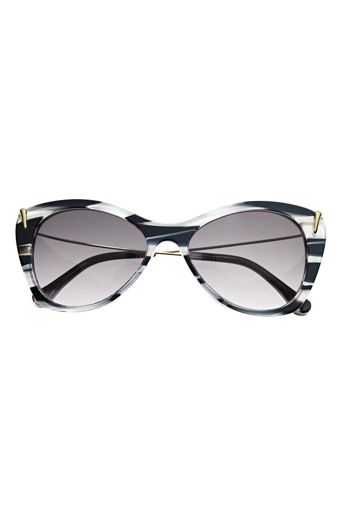Alternate Image 2  - Elizabeth and James 'Fillmore' 52mm Cat Eye Sunglasses