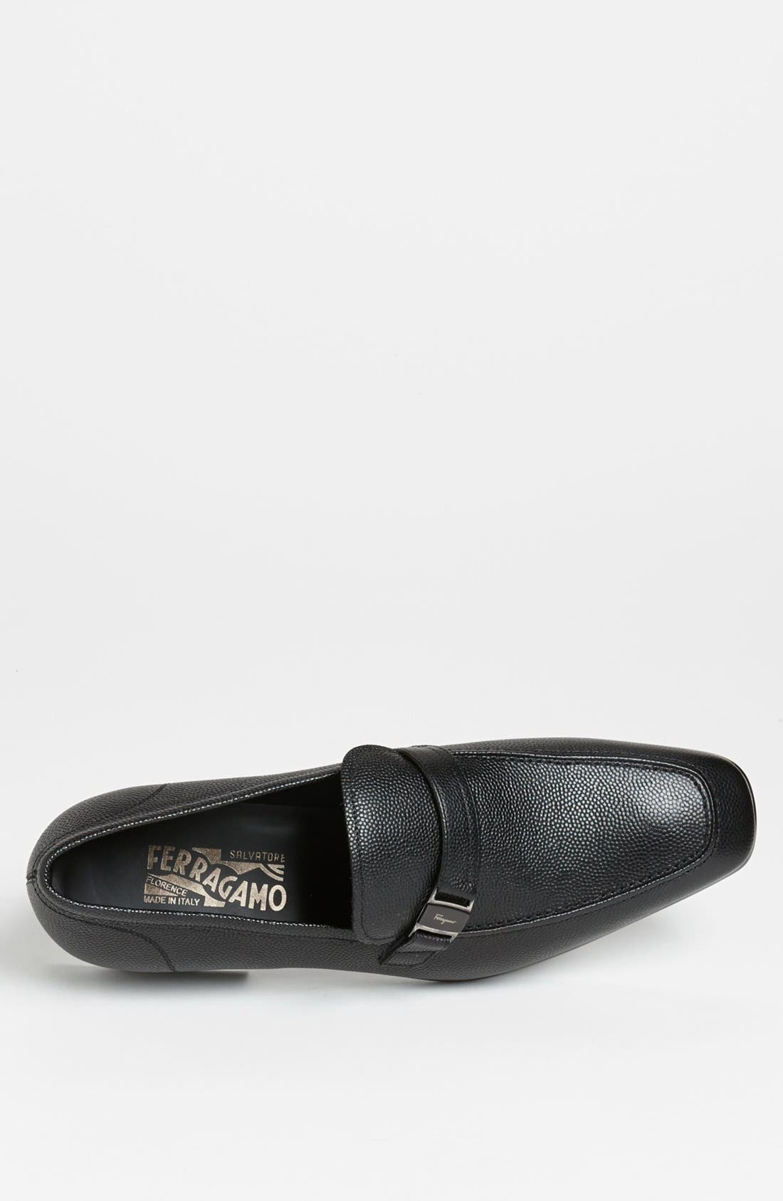 Alternate Image 3  - Salvatore Ferragamo 'Svezia' Loafer