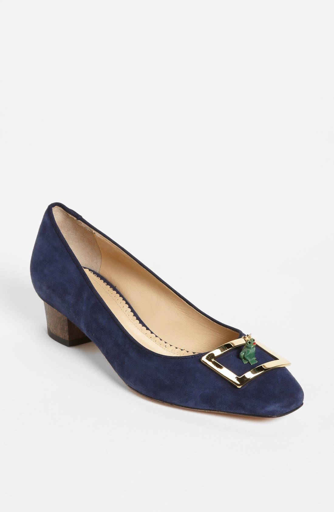 Alternate Image 1 Selected - Charlotte Olympia 'Kiss Me Quick' Pump