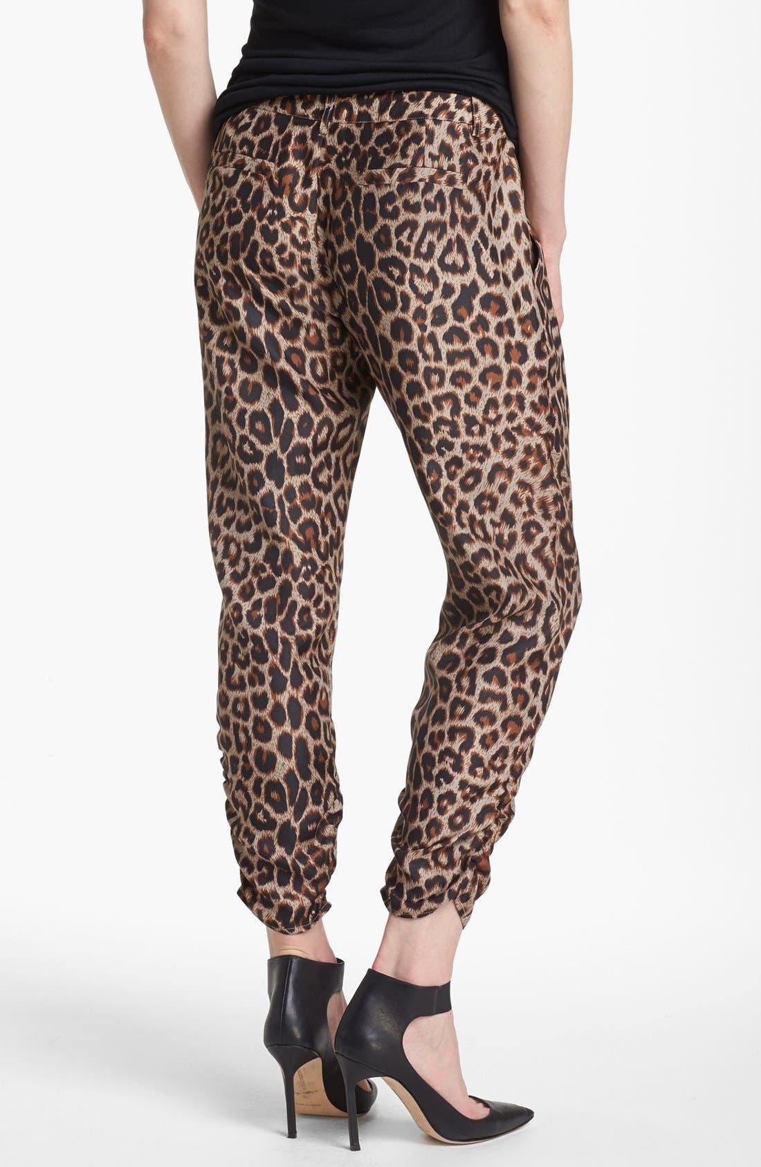 Alternate Image 2  - Devlin Pleated High Waist Pants