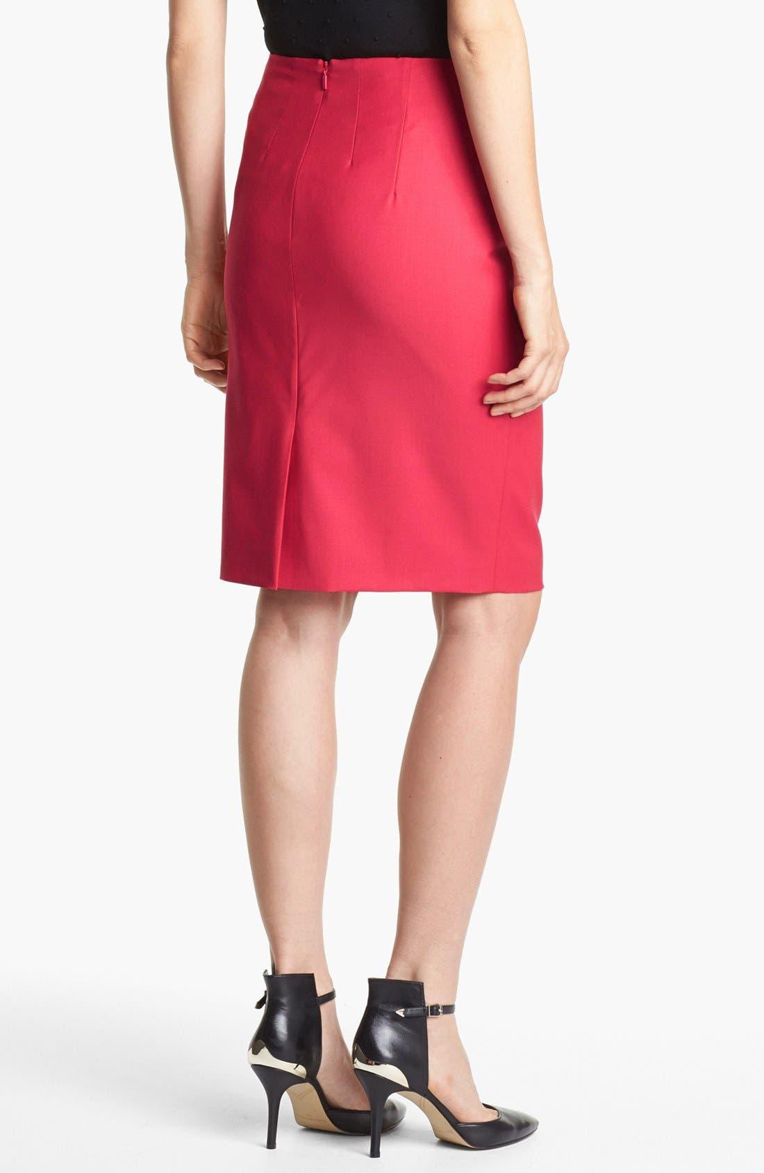Alternate Image 2  - BOSS HUGO BOSS 'Vilina' Skirt