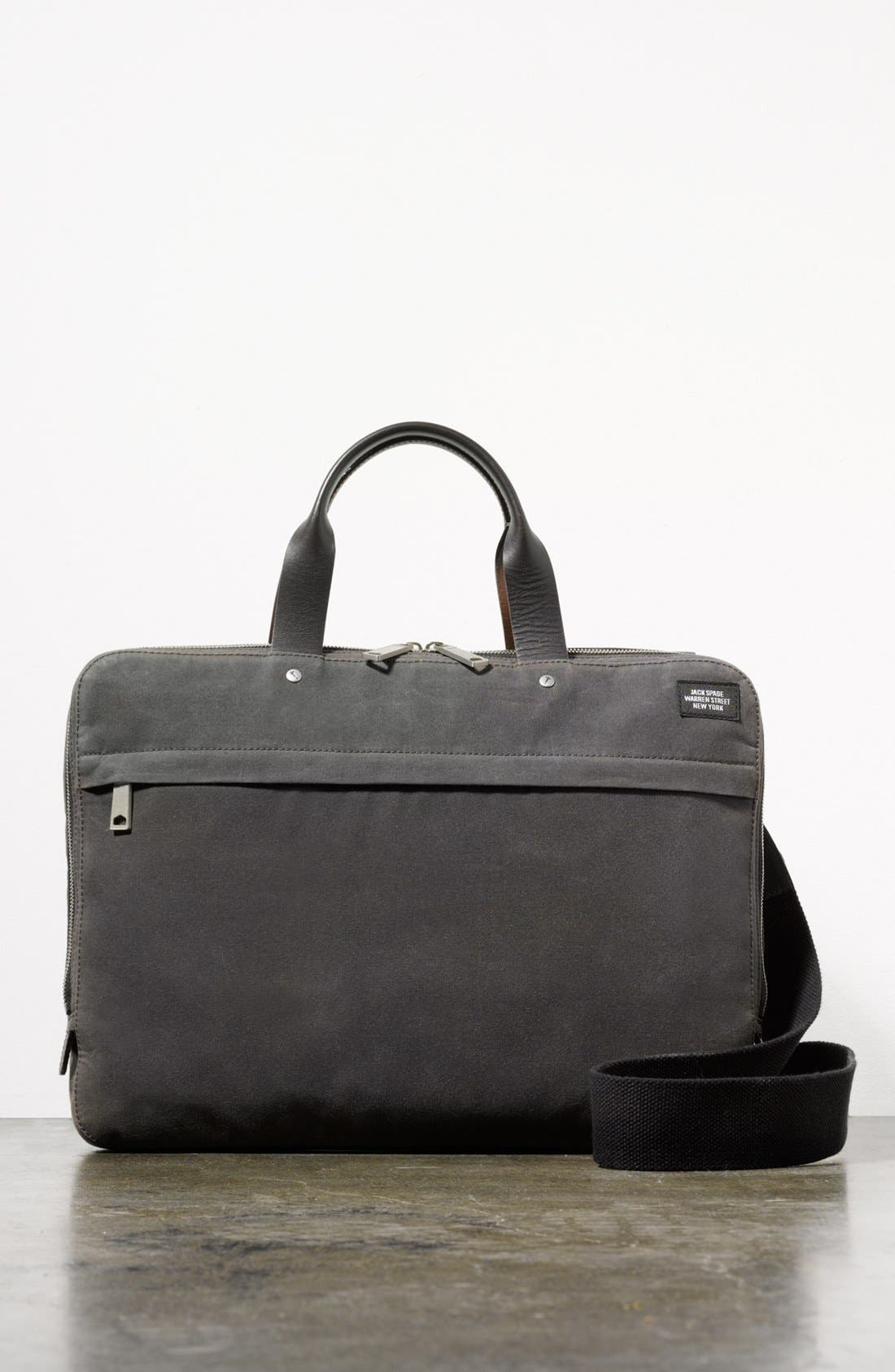 Alternate Image 5  - Jack Spade 'Waxwear' Briefcase