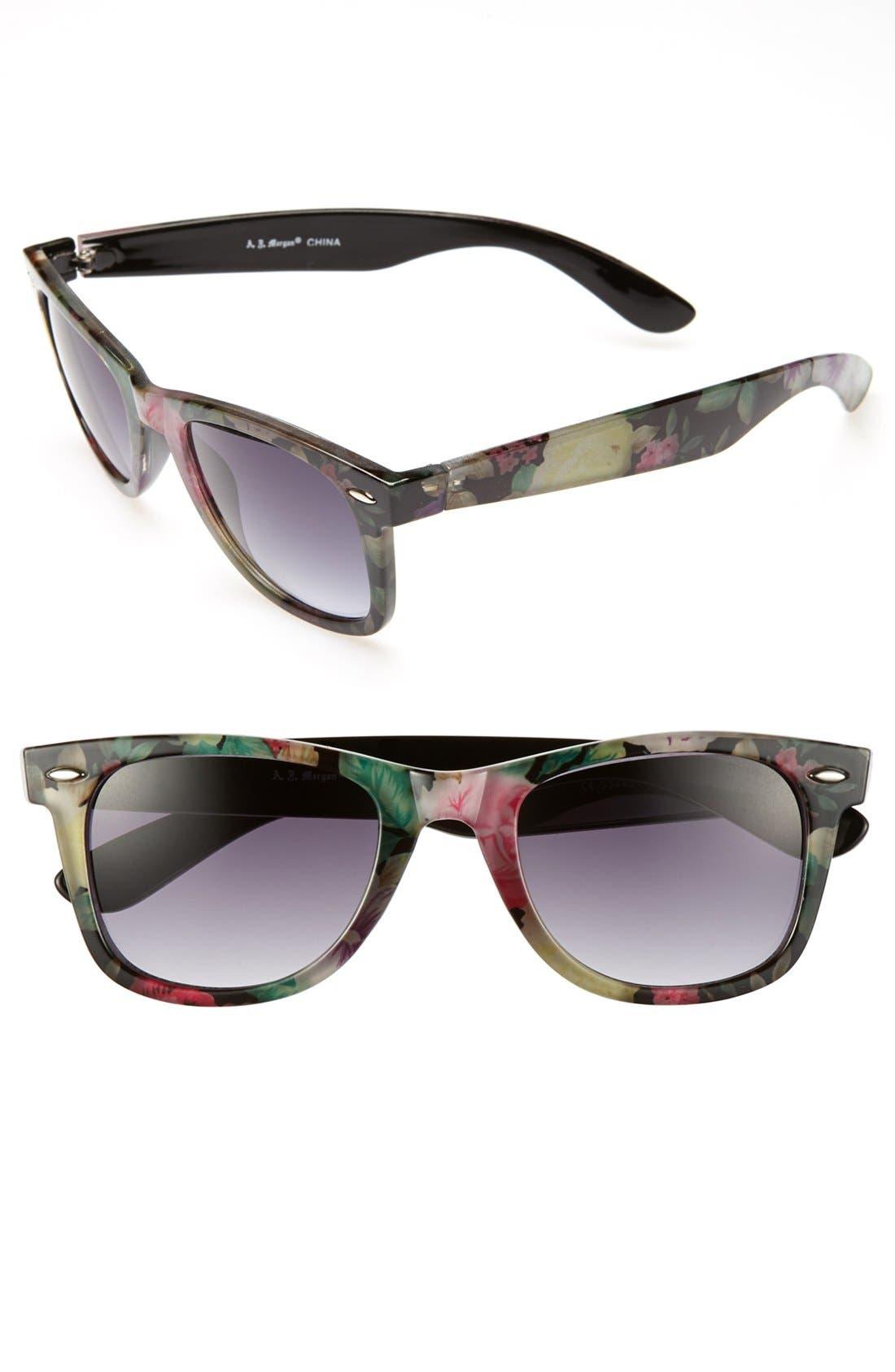 Alternate Image 1 Selected - A.J. Morgan 'Fresh' Sunglasses