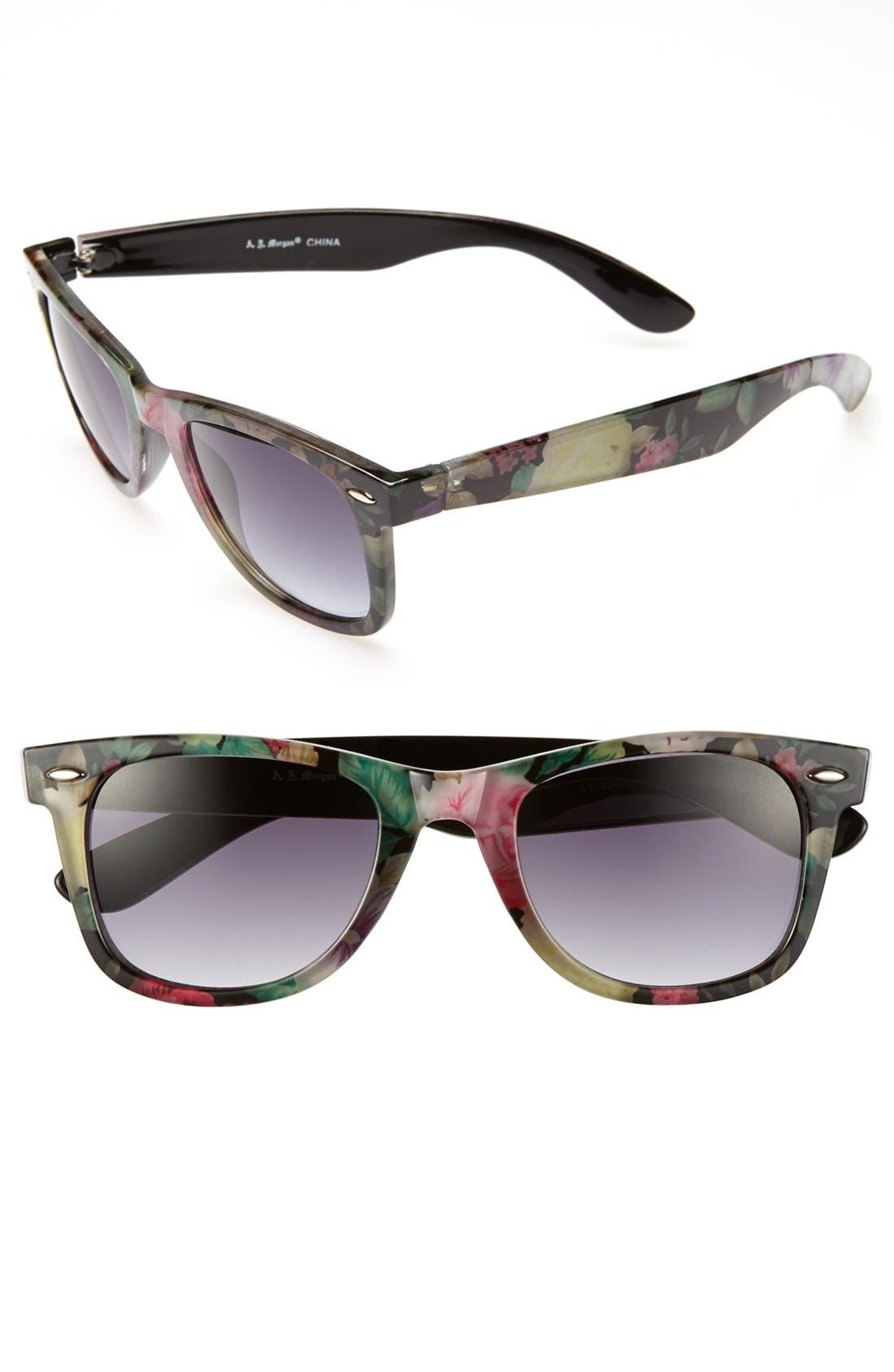Main Image - A.J. Morgan 'Fresh' Sunglasses