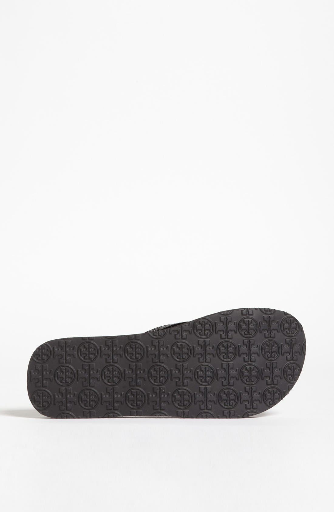 Alternate Image 4  - Tory Burch 'Carey' Flip Flop