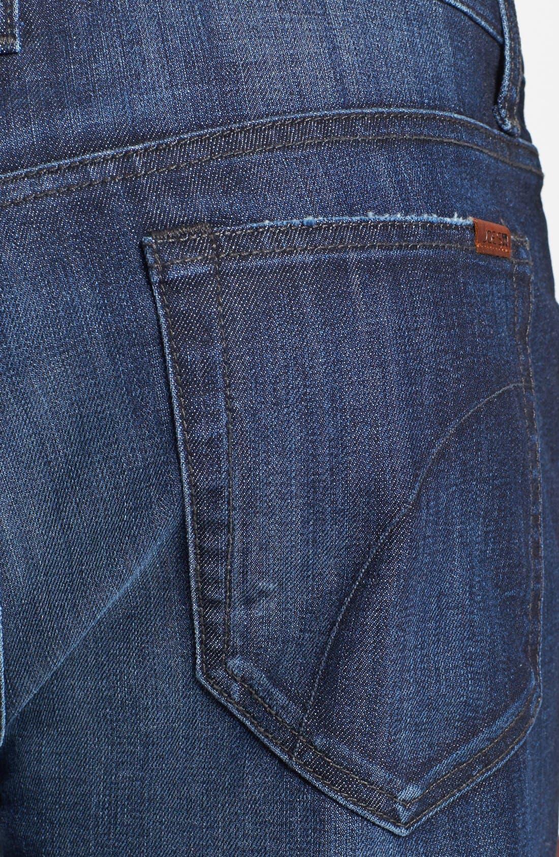 Alternate Image 4  - Joe's 'Rebel' Relaxed Leg Jeans (Derek)