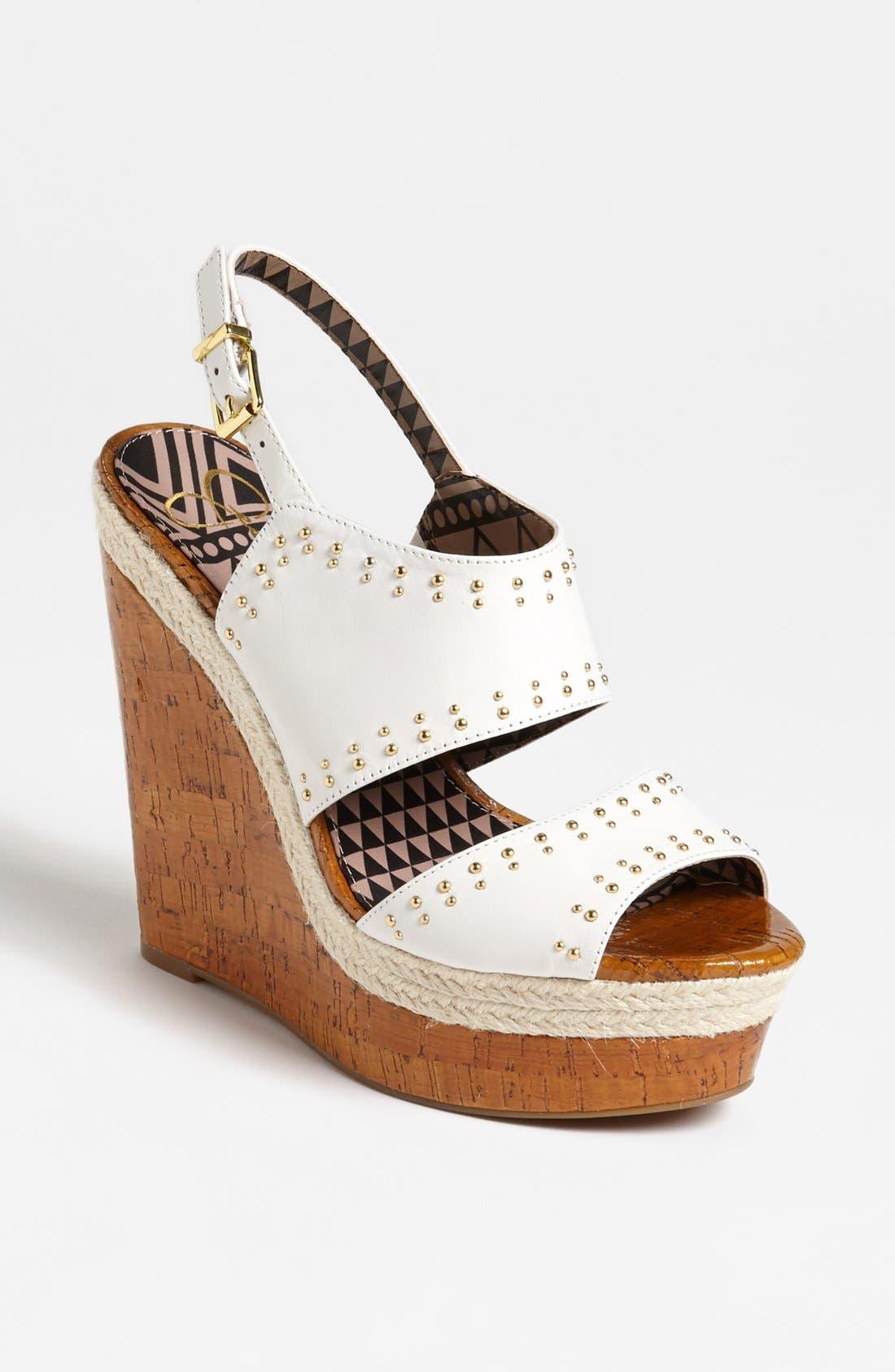 Main Image - Jessica Simpson 'Geno' Sandal