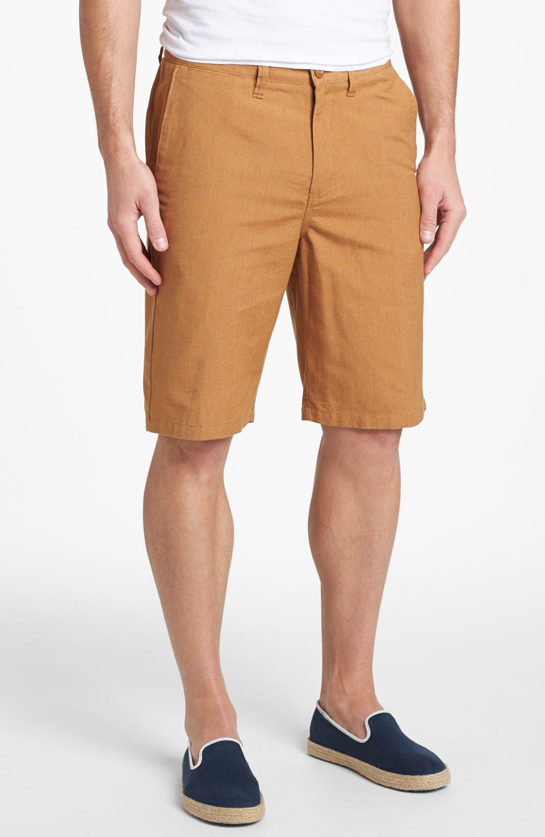 Alternate Image 1 Selected - Vans 'Dewitt' Shorts