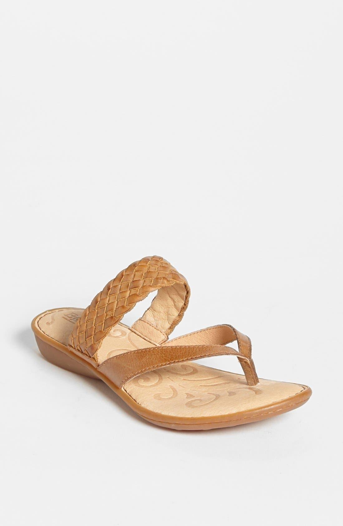 Alternate Image 1 Selected - Børn 'Joya' Sandal (Special Purchase)