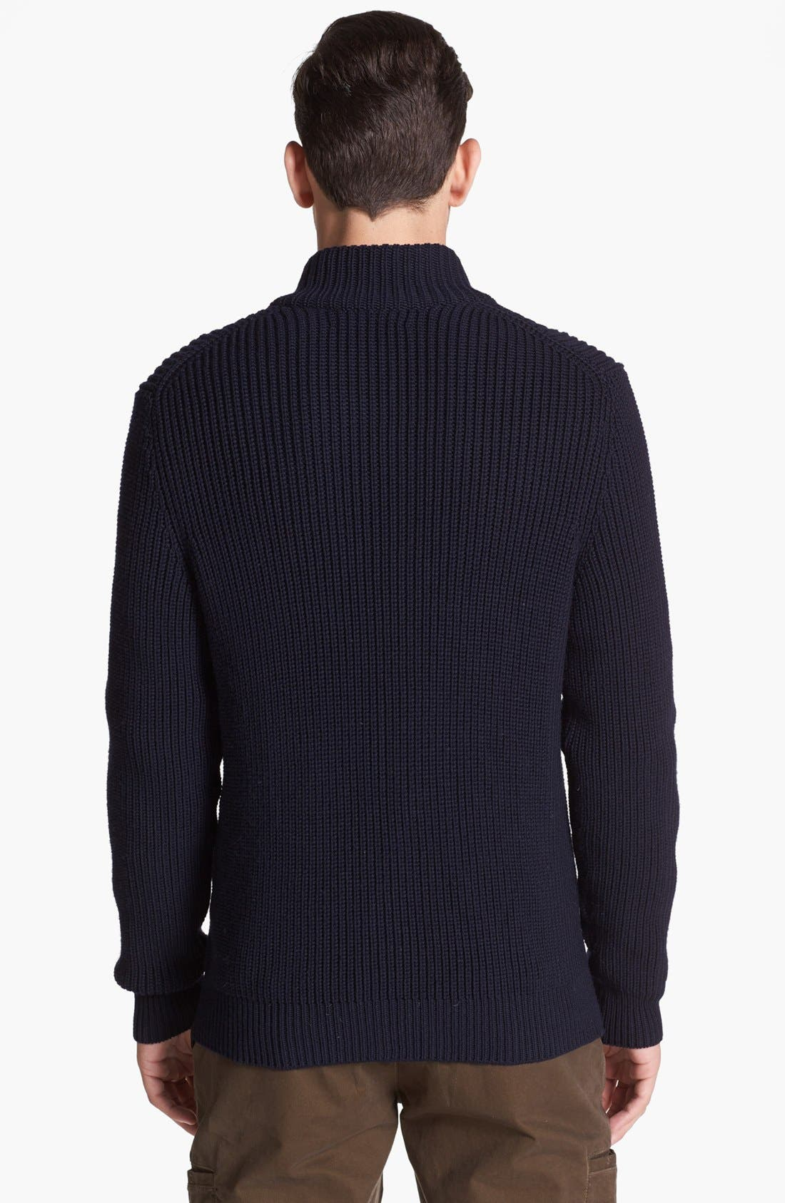 Alternate Image 2  - Vince Cardigan Sweater