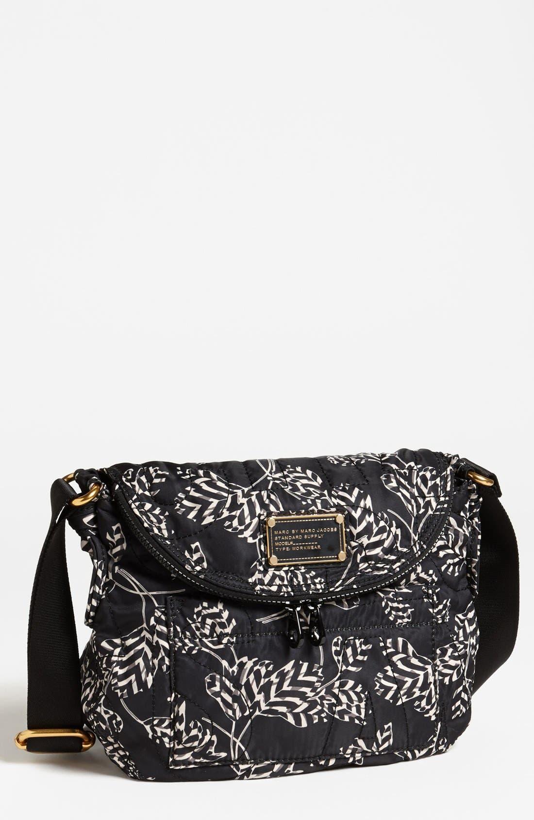 Alternate Image 1 Selected - MARC BY MARC JACOBS 'Pretty Nylon Natasha - Mini Mareika' Crossbody Bag