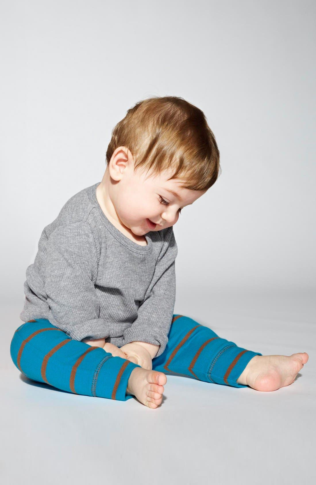 Main Image - Stem Baby Cardigan, Top & Pants (Baby Boys)