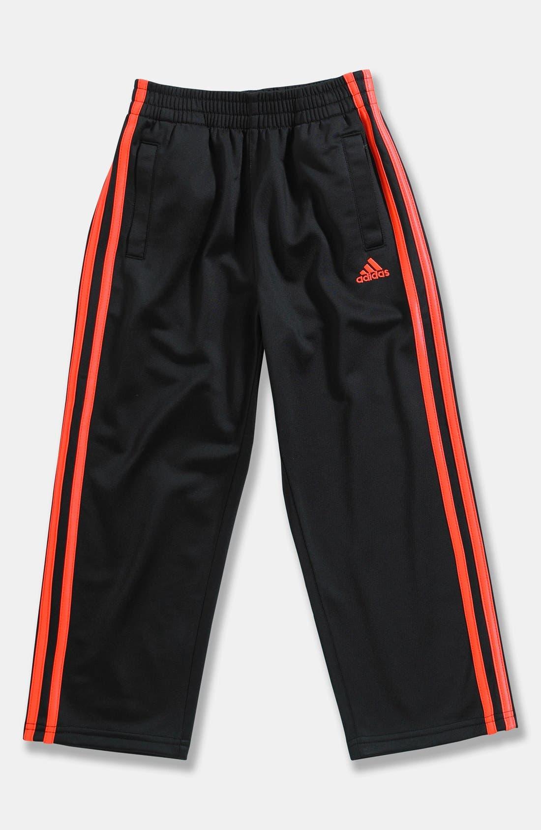 Alternate Image 1 Selected - adidas 'Impact' Pants (Little Boys)