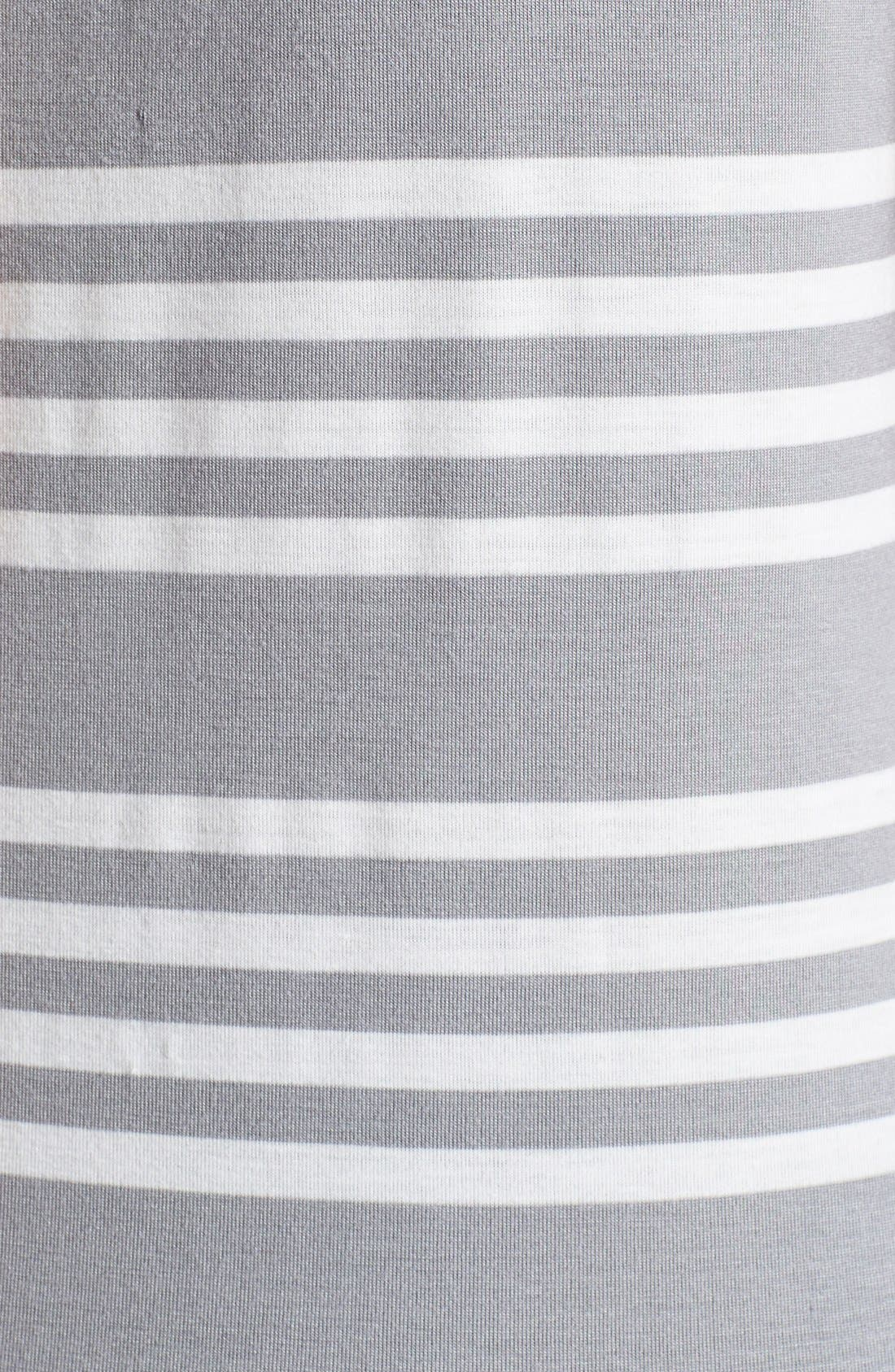 Alternate Image 3  - Olivia Moon Stripe Tank (Plus Size)