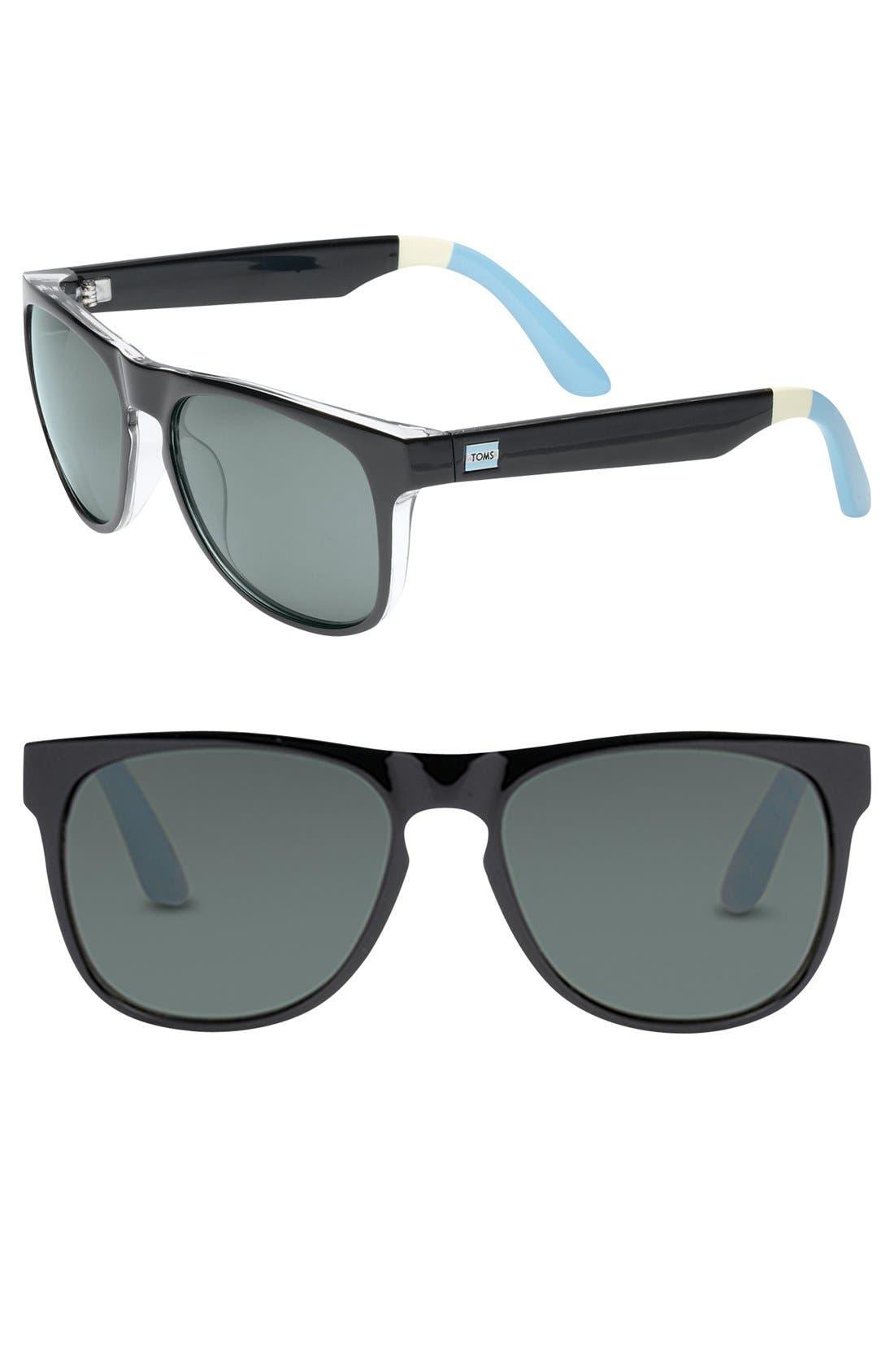 Alternate Image 1 Selected - TOMS 'Phoenix' 57mm Sunglasses