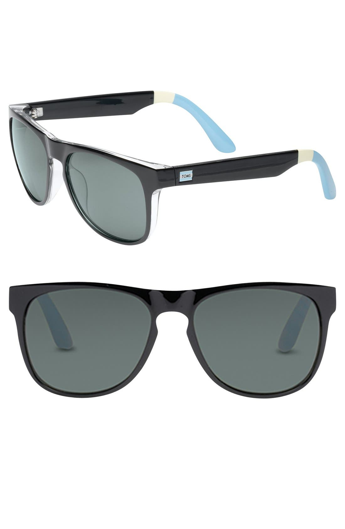 Main Image - TOMS 'Phoenix' 57mm Sunglasses